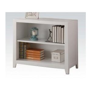 Lacey White Bookshelf