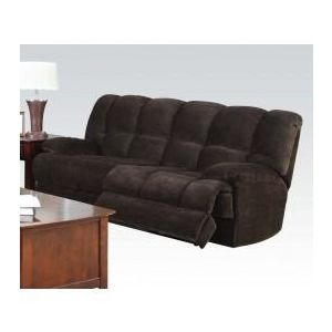 AHEARN CHOCOLATE SOFA