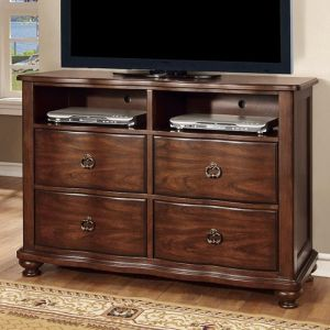 Bellavista Brown Cherry Media Chest