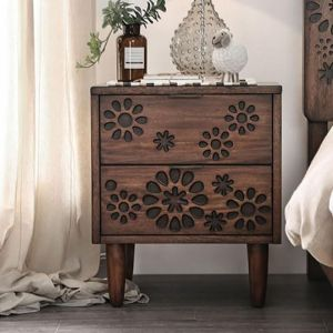 Amarantha Dark Oak Nighstand