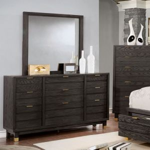 Bailey Dark Gray Dresser