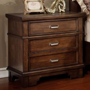 Alcazar Brown Cherry Nighstand