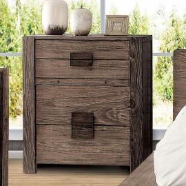 Janeiro Rustic Natural Tone Chest