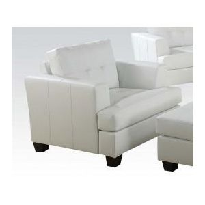 PLATINUM WHITE CHAIR Model 2
