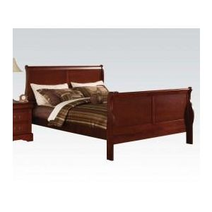 Louis Philippe III Cherry Twin Bed