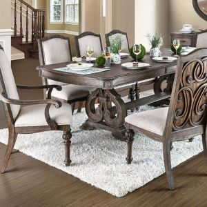 Arcadia Rustic Natural Tone Table