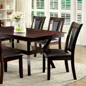 Brent Dark Cherry Table