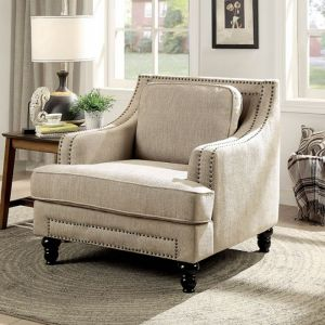 Everly Beige Chair