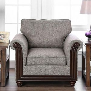 Morgan Warm Gray Chair