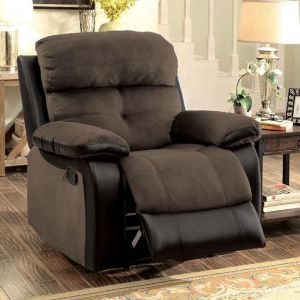 Hadley Brown Black Chair