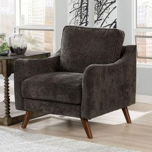 Maxime Dark Gray Chair