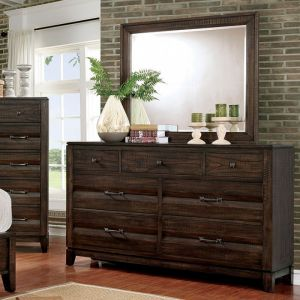 Agapetos Walnut Dresser