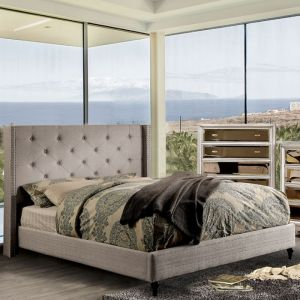 Anabelle Warm Gray EA King