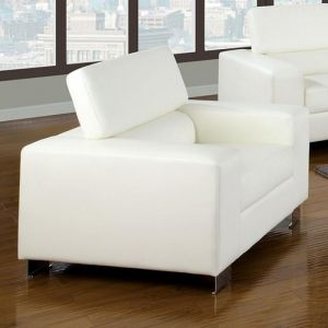 Makri White Chair