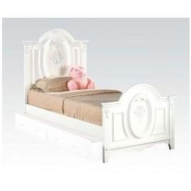 Flora Panel Twin Bed